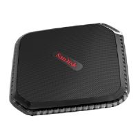 SanDisk Extreme 500 Portable - Solid state drive - 240 GB - external ( portable ) - USB 3.0