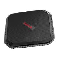 SanDisk Extreme 500 Portable - Solid state drive - 120 GB - external ( portable ) - USB 3.0 (SDSSDEXT-120G-G25)