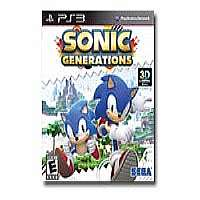 Sonic Generations - Complete package - PlayStation 3
