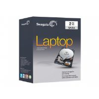 "Seagate Laptop HDD STBD2000102 - Hard drive - 2 TB - internal - 2.5"" - SATA 6Gb/s - 5400 rpm (9JB1A6-570)"