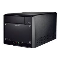Shuttle XPC SH81R4 - Barebone - mini PC - LGA1150 Socket - Intel H81 Express - GigE
