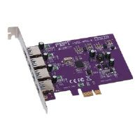 Sonnet Allegro USB 3.0 PCIe - USB adapter - PCIe - USB 3.0 x 4