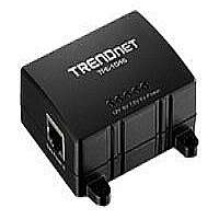 TRENDnet TPE-104S - PoE splitter - 48 V - 15.4 Watt - 1 output connector(s)