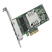 Intel Ethernet I340 Quad Port Server Adapter - Network adapter - PCI Express 2.0 x4 - 10Mb LAN, 100Mb LAN, Gigabit LAN - 10Base-T, 100Base-TX, 1000Base-T - 4 ports - for ThinkServer RD330; RD530