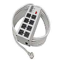Tripp Lite Isobar - Surge suppressor - 8 output connector(s)