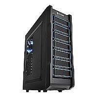 "ThermalTake Chaser A21 CA-1A3-00M1WN-00 Computer Case - Mid Tower, 3x 5.25"" / 7x 3.5"" Bays, 7x Expansion Slots, 6x Fan Slots"