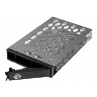 "StarTech.com 2.5"" Hot Swap Hard Drive Tray - Storage drive carrier (caddy) - 2.5"" - black & silver (SATSASTRX25)"