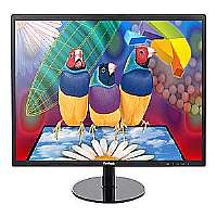 "The ViewSonic VA2409 is a 24"" (23.6"" viewable) widescreen monitor with a LED backlight and a glossy, thin-bezel design ideal for use in the home or..."