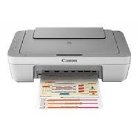 Canon PIXMA MG2420 - Multifunction printer - color - ink-jet - 8.5 in x 11.7 in (original) - Legal (media) - up to 8 ipm (printing) - 60 sheets - USB 2.0 with Canon InstantExchange