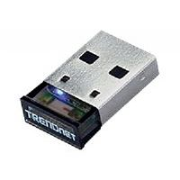 TRENDnet TBW-107UB - Network adapter - USB - Bluetooth 2.1 EDR - Class 2