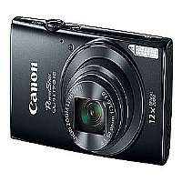 CANON 0114C001 20.2 MEGAPIXEL POWERSHOT(R) ELPH170 IS DIGITAL CAMERA (BLACK)