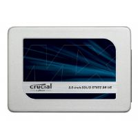 "Crucial MX300 275GB Solid State Drive - Encrypted, 275GB, Internal 2.5"" SATA 6Gb/s, 256-bit AES, TCG Opal Encryption 2.0 - CT275MX300SSD1"