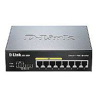 D-Link DGS 1008P - switch - 8 ports - unmanaged