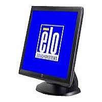 "Elo 1928L - LCD monitor - 19"" - 1280 x 1024 - 300 cd/m2 - 1300:1 - 20 ms - DVI-D, VGA - speakers - dark gray (E939583)"