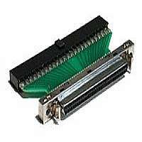 C2G - SCSI internal adapter - 50 pin IDC (F) - HD-68 (F)