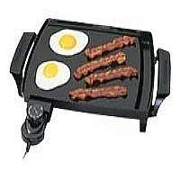 Presto Liddle Griddle - Grill/griddle - 89 sq.in