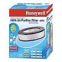 Honeywell HRF-D1 - Filter for air purifier - black/white