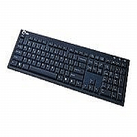 SIIG Premium Aluminum with Hub - Keyboard - USB (JK-US0412-S1)