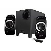 Creative Inspire T3300 - Speaker system - For PC - 2.1-channel - 27 Watt (total)