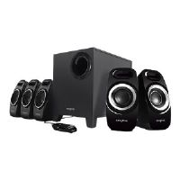 Creative Inspire T6300 - Speaker system - For PC - 5.1-channel - 57 Watt (total)