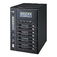Thecus Network Attachment Storage Tower A - 2GB DDR3, Gigabit Ethernet, RAID Support - N4800ECO