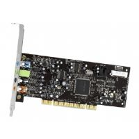 The Sound Blaster Audigy SE is an excellent value upgrade to 7.1 surround sound on the PC. Featuring high quality audio specifications including 24...