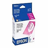 EPSON AMERICA INC Ink Cartridge, For Stylus C82, 420 Page Yield, Magenta