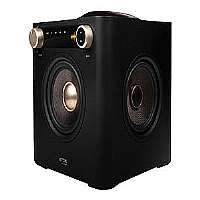 TDK Sound Cube - Speaker - For Portable use - 20 Watt - for Apple iPhone 3G, 3GS, 4; iPod (4G, 5G); iPod classic; iPod nano; iPod touch