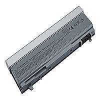 Worldcharge - Notebook battery - 1 x lithium ion 9-cell 6600 mAh - for Dell Latitude E6400, E6500; Precision Mobile Workstation M2400, M4400