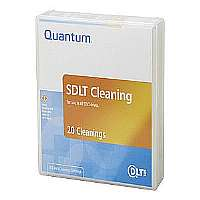 Quantum - Super DLT - cleaning cartridge - for DLT Rack2; DLT-S4