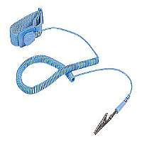 StarTech.com ESD Anti Static Wrist Strap Band with Grounding Wire - Anti-static wrist band