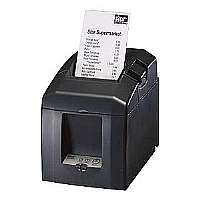Star TSP 654C - Receipt printer - two-color (monochrome) - direct thermal - Roll (8 cm) - 203 dpi - up to 354.3 inch/min - parallel