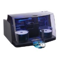 Primera Bravo 4100 AutoPrinter - CD/DVD printer - color - ink-jet - CD (120 mm) - 4800 x 1200 dpi - capacity: 100 disks - USB