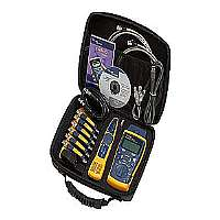 Fluke Networks CableIQ Advanced IT Kit - network