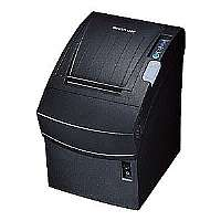 BIXOLON SRP-350plusIIC - Receipt printer - monochrome - direct thermal - Roll (8 cm) - 180 dpi - up to 590.6 inch/min - USB, serial