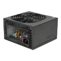 Antec Basiq 450 Watt Power Supply Unit - Internal, 450 Watts, ATX12V 2.3/ EPS12V, AC 110-120/220, 240 V, 120mm Fan, MTBF:  100,000 Hours, Black - VP450