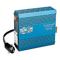 Tripp Lite PowerVerter Ultra-Compact PVINT375 - DC to AC power inverter - 12 V - 375 Watt - 1 output connector(s)
