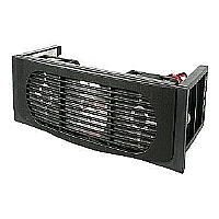 5.25 DRIVE BAY COOLER-2 FANS