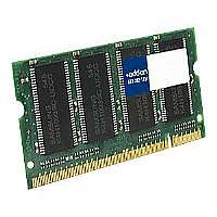 AddOn - Memory Upgrades - DDR2 - 2 GB - SO DIMM 200-pin - 667 MHz / PC2-5300 - unbuffered - non-ECC - for HP Business Notebook nx6325, nx7300; Mobile Workstation nw8440, nw9440; Pavilion dv2000