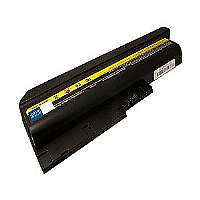 Add-On Computer - Notebook battery - 1 x lithium ion 9-cell 6600 mAh - for Lenovo ThinkPad R500; R60; R61; SL300; SL400; SL500; T500; T60; T61; W500