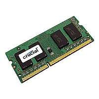 Crucial memory - 8 GB - SO DIMM 204-pin - DDR3