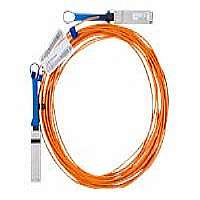 Mellanox 40 Gb/s Active Optical Cable - InfiniBand cable - QSFP+ - QSFP+ - 33 ft (MC2210310-010)