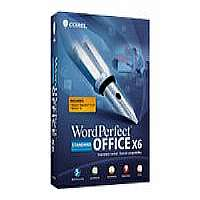 WordPerfect Office X6 Standard Edition - Complete package - 1 user - DVD ( mini-box ) - Win - English