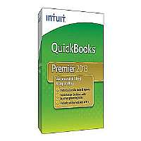 QuickBooks Premier 2013 - Complete package - 1 user - CD - Win