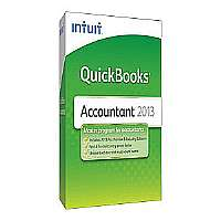 QuickBooks Accountant 2013 - Complete package - 1 user - CD - Win