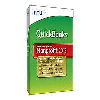 QuickBooks Premier 2013 - Complete package - 1 user - non-profit - CD - Win