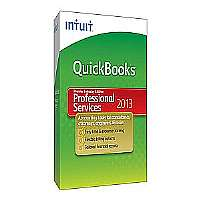 QuickBooks Premier Professional Services Edition 2013 - Complete package - 1 user - CD - Win