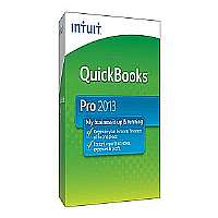 QuickBooks Pro 2013 - Complete package - 1 user - CD - Win