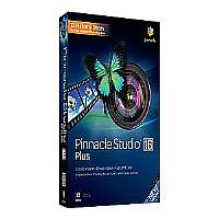 Pinnacle Studio Plus - ( v. 16 ) - complete package - 1 user - DVD - Win - English