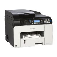 Ricoh Aficio SG 3100SNw - Multifunction printer - color - ink-jet - Legal (8.5 in x 14 in) (original) - A4/Legal (media) - up to 29 ppm (copying) - up to 29 ppm (printing) - 250 sheets - USB 2.0, LAN,